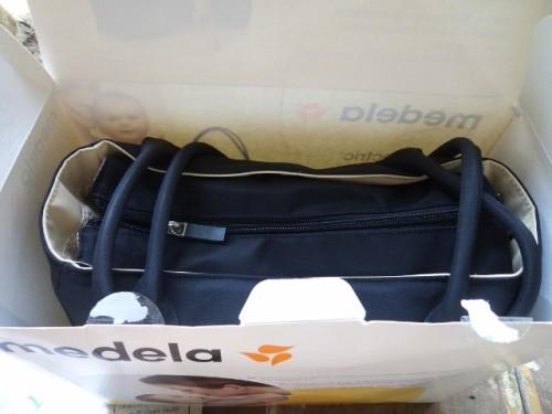 medela mini electric breast pump starter kit