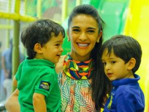tara sharma kids