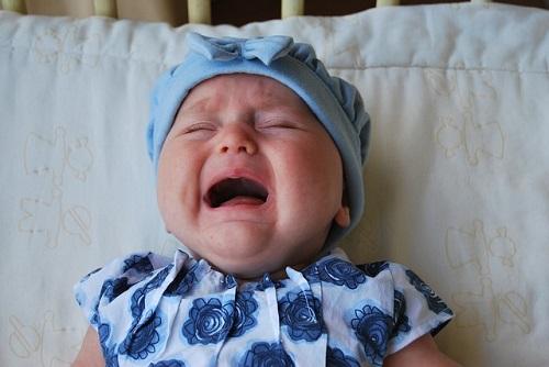 stomach flu in babies