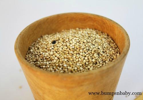 iron rich amaranth seeds