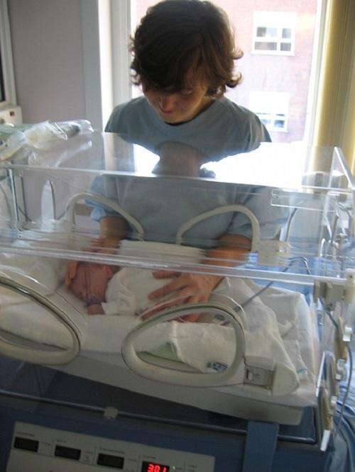 my life as a preemie parent