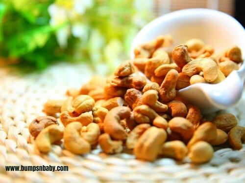 home made dry fruit powder ingredient almond