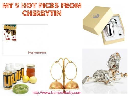cherrytin my hot picks