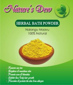 natures-dew-nalangu-maavu-herbal-bath-powder