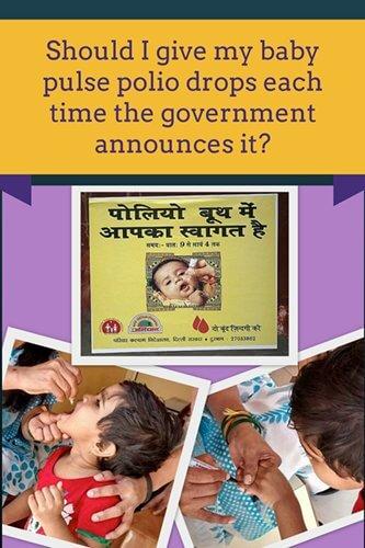 pulse polio