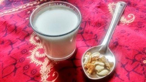 dry fruits milk milk varieties for toddlers