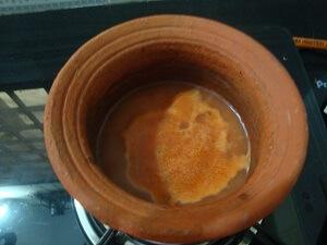 herbal tomato rasam for babies