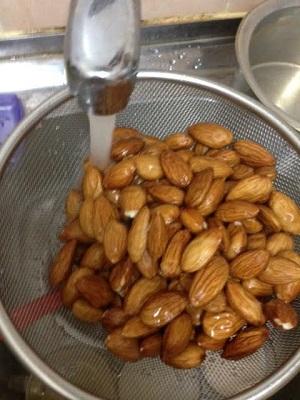 homemade almond powder2