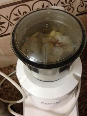 homemade almond powder9