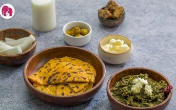 north indian postnatal diet