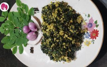 moringa leaves stir fry recipe