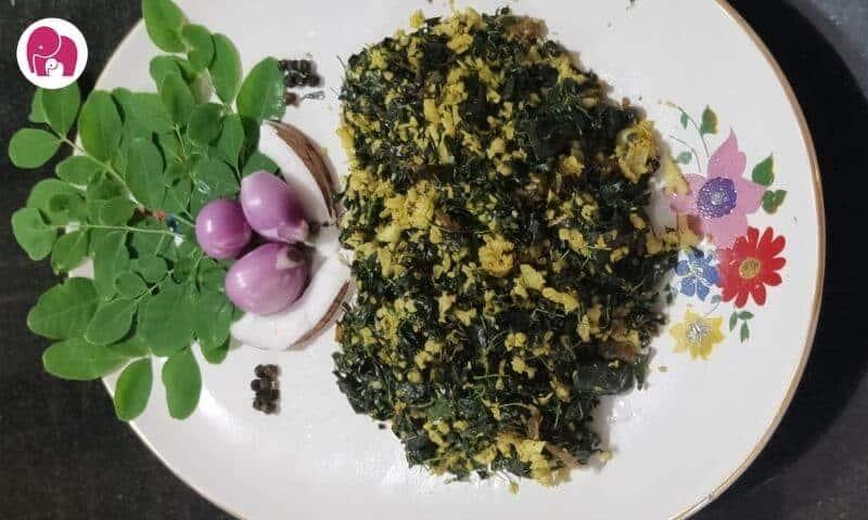 moringa leaves stir fry
