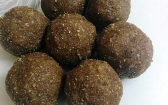 dry fruits laddu recipe