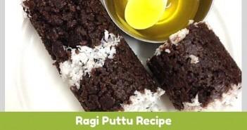 ragi puttu recipe for babies