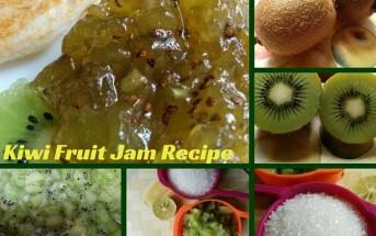 kiwi fruit jam recipe
