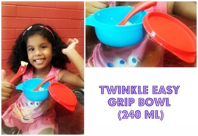 twinkle easy grip bowl