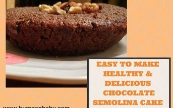 semolina cake recipe