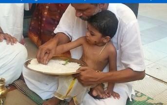 vidyarambham for kids