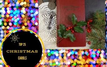 evergreen christmas carols