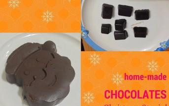 homemade chocoate recipe