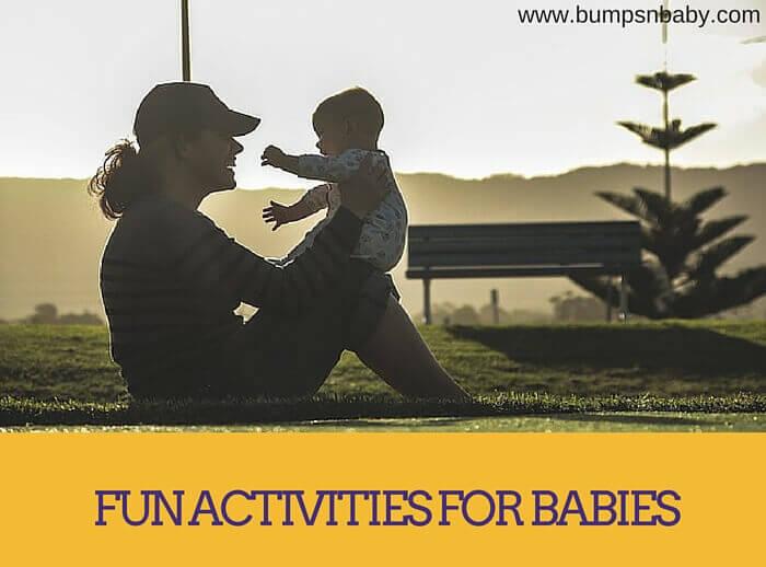 fun activities for babies