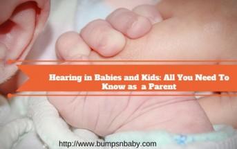 hearing in babies