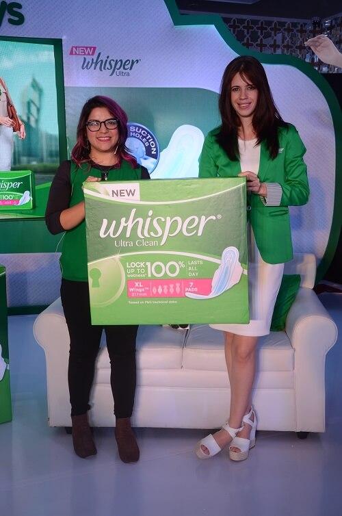 whisper event
