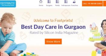 footprints childcare