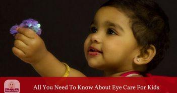 eye care for kids