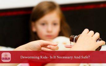 deworming infants