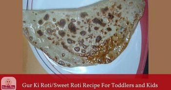 sweet roti