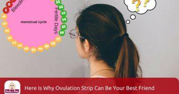 ovulation strip