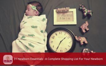 newborn essentials shopping guide