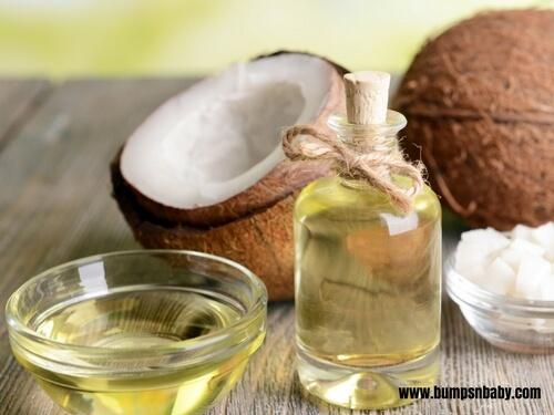 newborn essentials massage oil