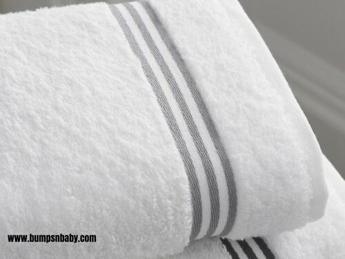 newborn essentials bath towel