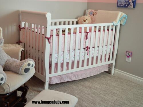 newborn essentials crib