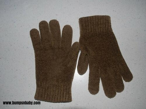 newborn essentials mittens