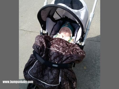 newborn essentials stroller