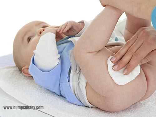 newborn essentials wipes