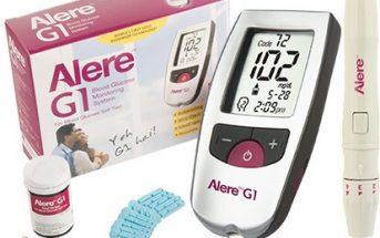 alere glucometer