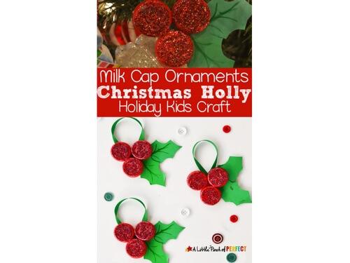 Christmas crafts for kids christmas tree ornament