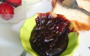homemade strawberry jam without pectin