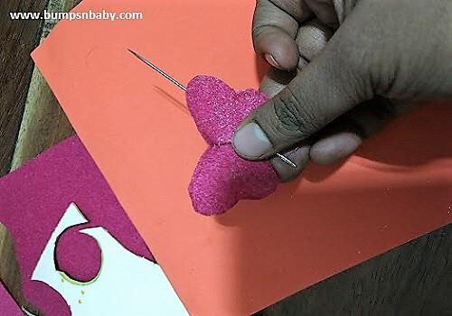 stitch butterfly wings