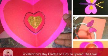 valentine's day crafts for kids - intro