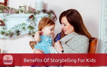 benefits of storytelling for kids