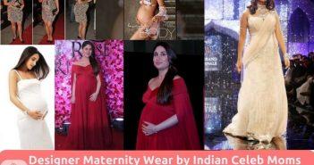 designer maternity wear