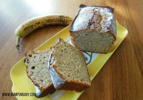 banana baby food recipes banana bread