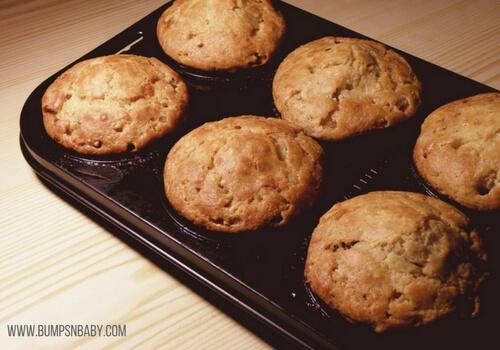 banana baby food recipes banana muffins