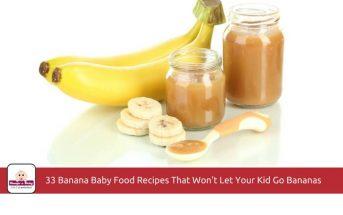 banana baby food recipes intro pic