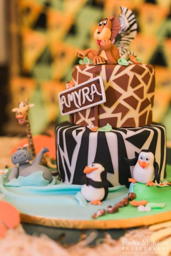 madagascar birthday party themes for girls